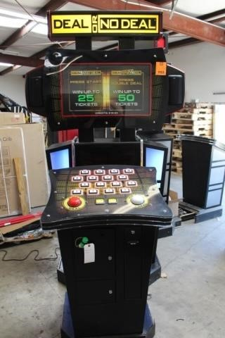 San Marcos TX - Overstock and Arcade Auction