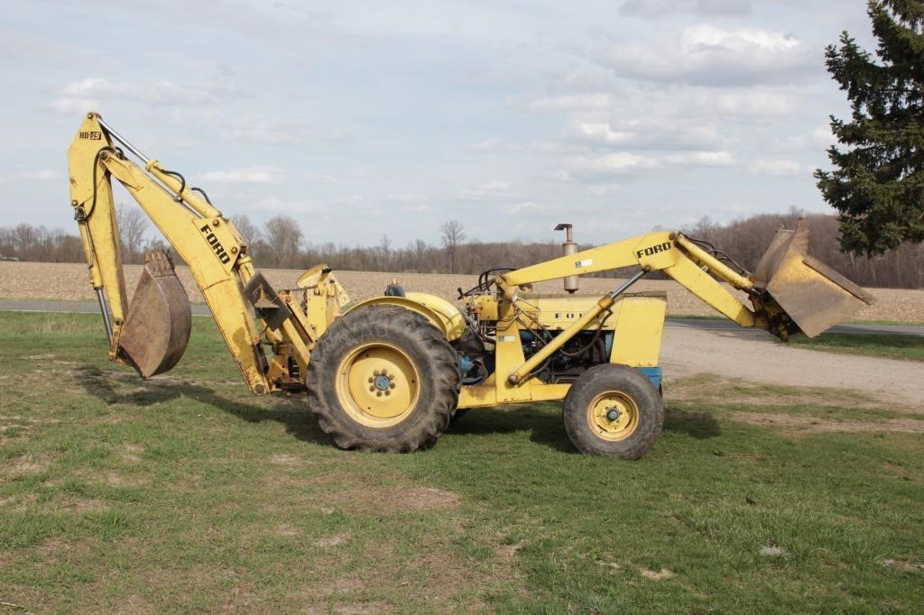 BID ONLINE: Tom Carmody Farm Auction (Corunna)