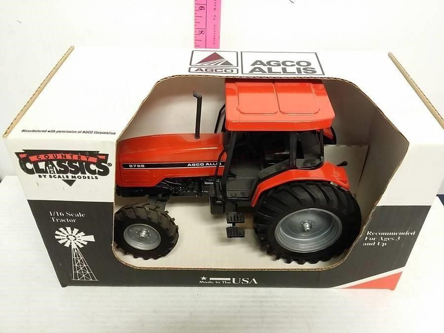 May Farm Toy Auction
