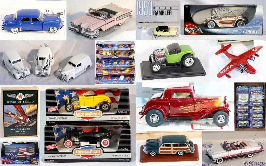 Die Cast of All Kinds