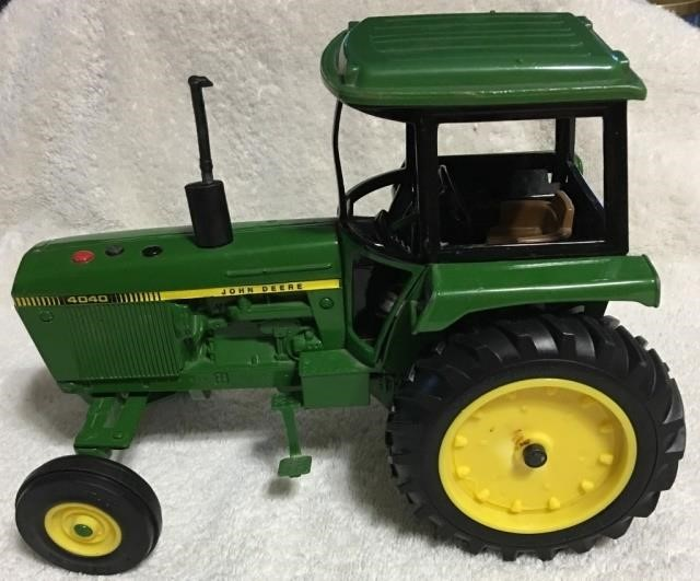 Farm Toy Collection estate of (Bob) Pribyl & guests