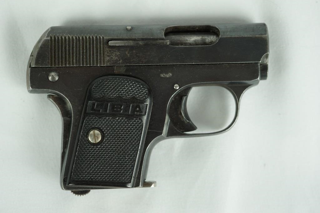 Small Collection of Rare WWII & Pre-WWII Pistol Auction