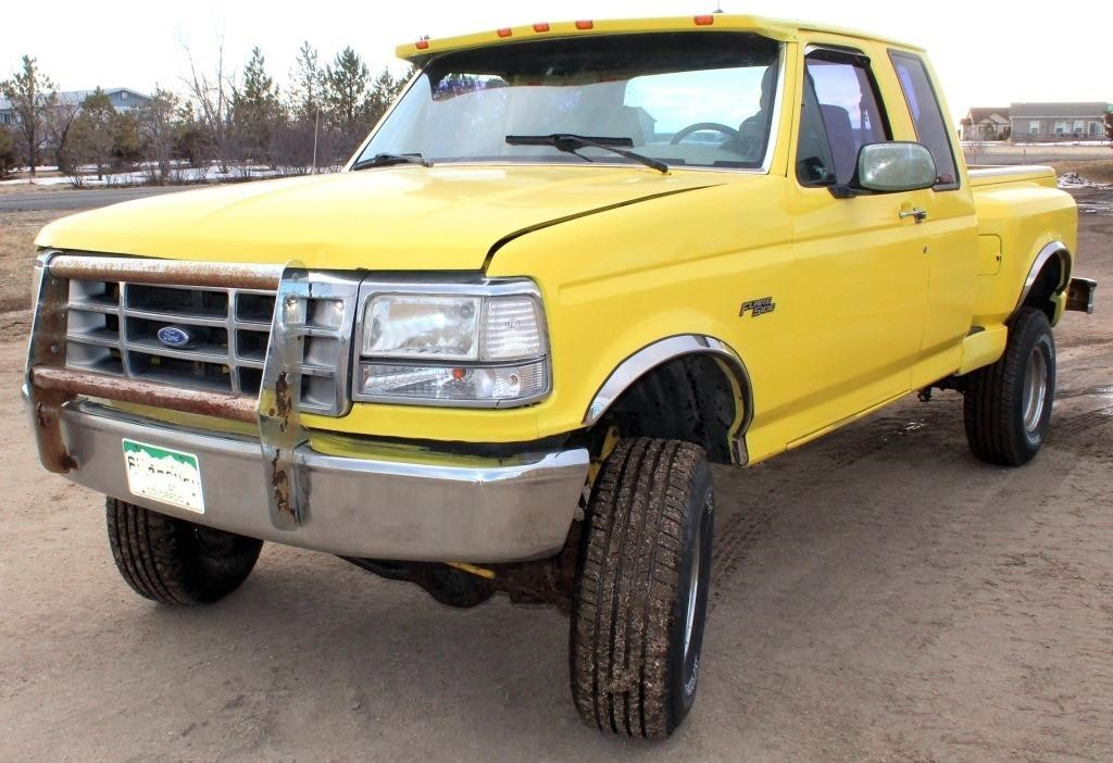 1995 Ford F-150 PK (view 4)