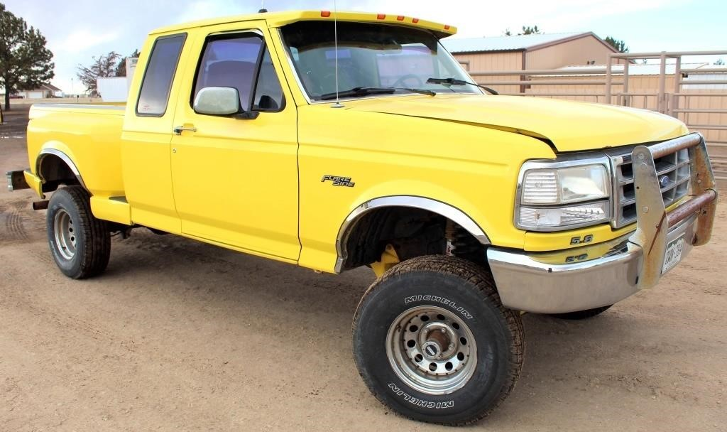 1995 Ford F-150 PK (view 5)