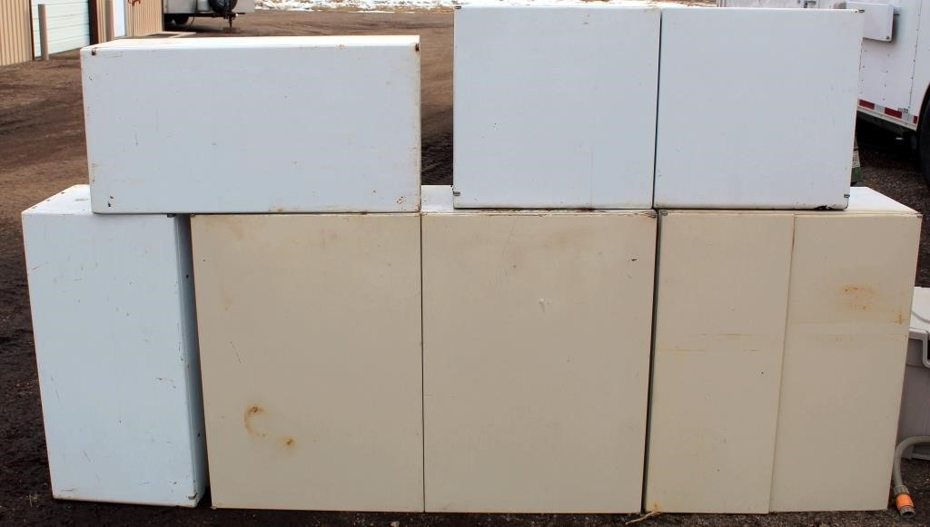 Misc Metal Shop Cabinets