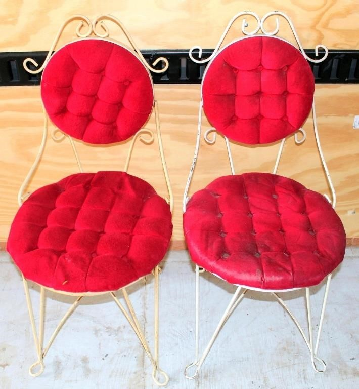 (2) Parlor Chairs