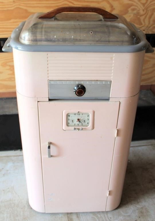 Vintage Roaster Oven w/Stand