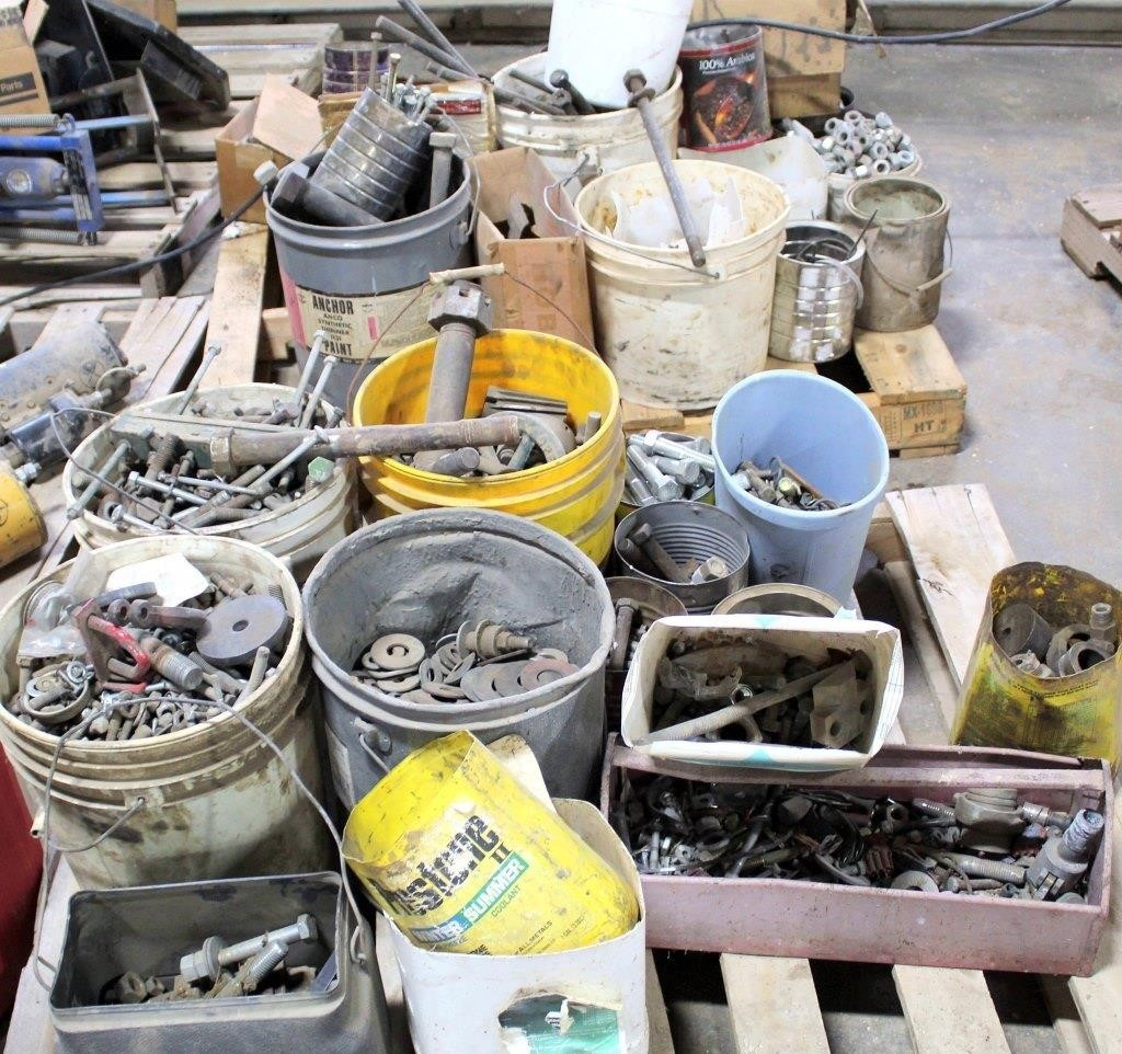 Pallet of Misc Shop Tools
