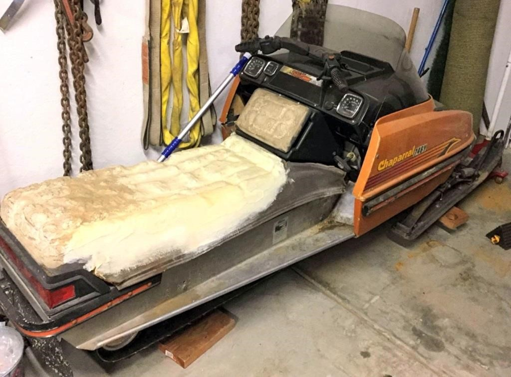 1974 Chaparral Snow Mobile (view 2)