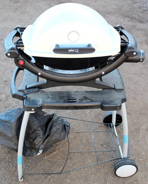 Weber Grill w/Cover