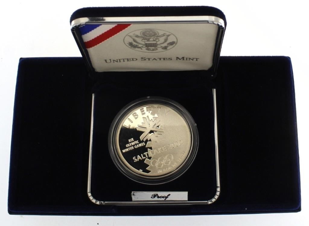 Internet Jewelry & Coin Auction - Ends March 25th