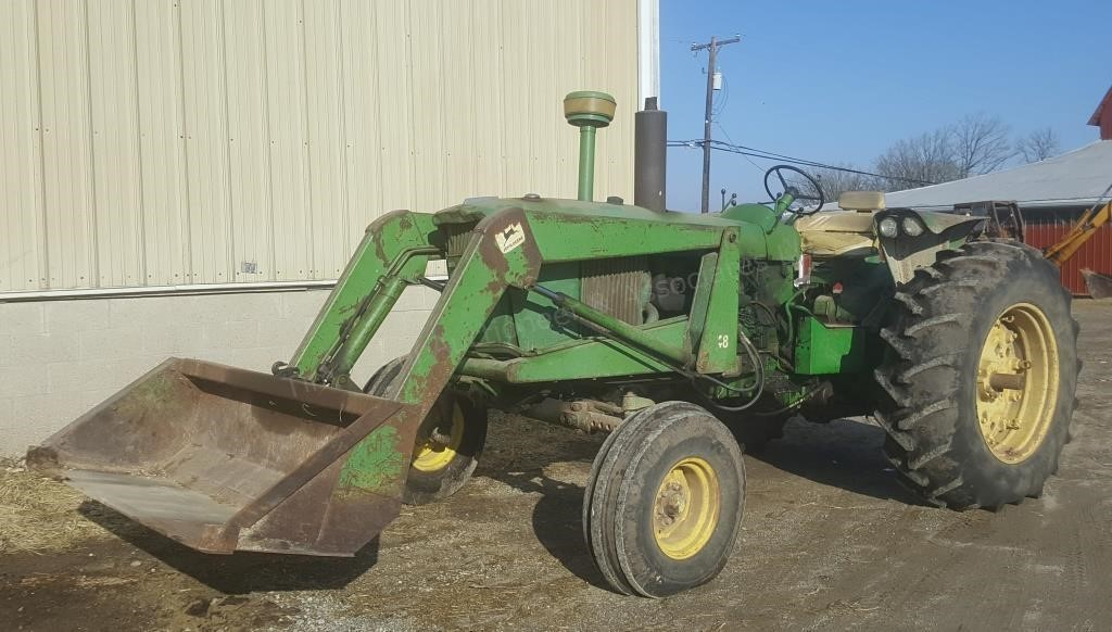 ONLINE: Consignment Auction (various locations)
