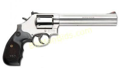March 23 Smith and Wesson Revolvers