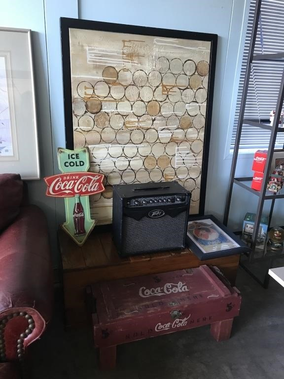 Coca-Cola, Furniture, Collectibles and More Online Sale!