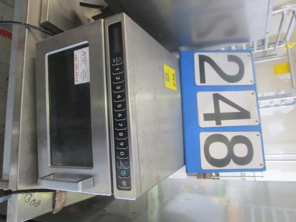 HTX Houston February Restaurant Equipment Auctiion