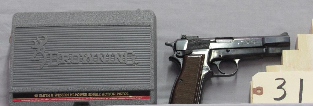 April High Quality Firearms Auction