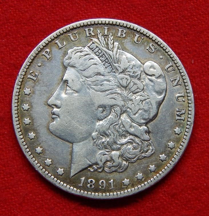 Weekly Coins & Currency Auction 3-29-19