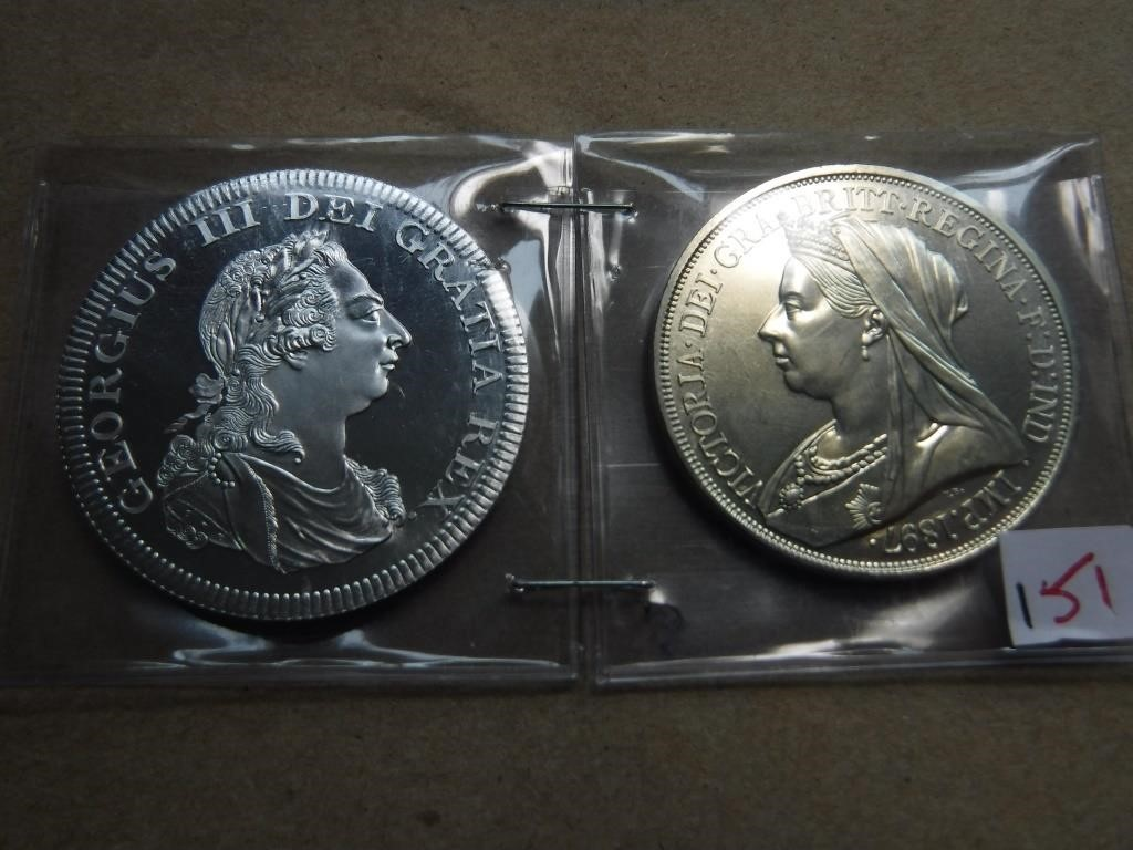 August Coin Auction