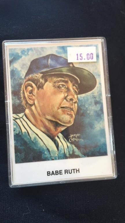 Sports Cards, Toys, Collectibles. Auction