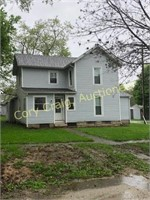 Real Estate Online Only - 120 E Lincoln Edinburg, IL