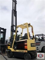 060619 Forklift Auction