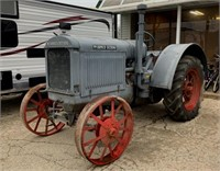 May 28th Auction - Tractor, Coins, Antiques, Stoneware