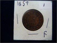 Aug Online Auction of Coins, Paper Money and Sets
