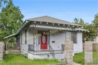 Online Only Real Estate Auction in New Orleans, LA