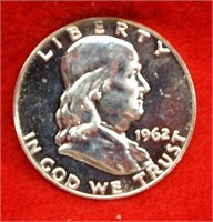 Estate Online Auction/Coins