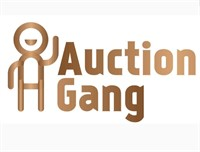 AUCTION GANG - ONLINE AUCTION - Ends Sunday Aug 25th 8PM CST