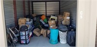STORAGE AUCTION - ONLINE BIDDING  9/4 - 10/9