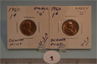 Online Timed Auction of Coins & Currency, Sept 30/19