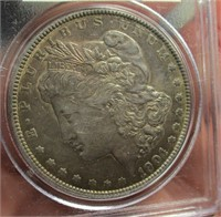Coins & Personal Property Online Auction