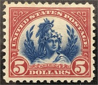 October 27th, 2019 Weekly Stamps & Collectibles Auction