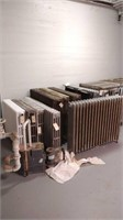 Grant County Ky Surplus Auction - Cast Iron Radiators