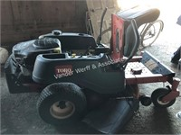 Larson Equipment Auction