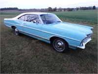 Online Only 1967 Ford Galaxie 500