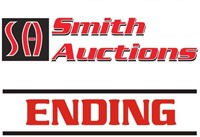 NOVEMBER 19TH - ONLINE EQUIPMENT AUCTION