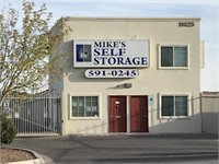 November 14 Mike's Self Storage Units Online Auction