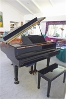 Coral Springs Estate Sale-Baby Grand