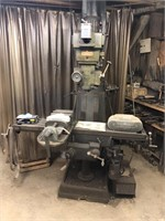 Metal Working Equipment Auction