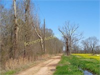 40+/- Acres For Sale at Online Only Auction in Alexandria,LA