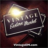 "Eastern Market Antiques ""Closing"" Online Auction"