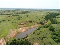 3/20 160 ACRES - GRASS- TIMBER- WATER- MINERALS BYRON OK