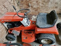Dunn #5 Small Engine & Mowers Online Auction