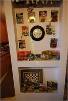 Abandoned NASCAR Collection Home Contents