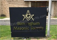 Birmingham Masonic Lodge #44 Online Auction