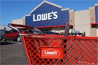Lowe's Merchandise ends May 28