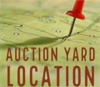 July 15th, 2020 Online Auction