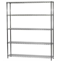 Stainless Steel: Shelves, Tables, Carts, etc.